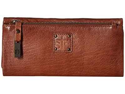 STS Ranchwear Mesa Wallet (Saddle) Handbags