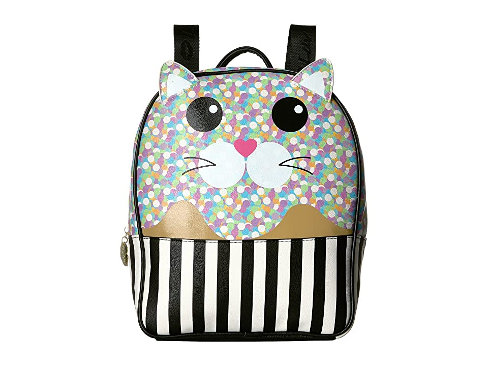 Luv Betsey Max Kitch Mini Backpack (Confetti) Backpack Bags