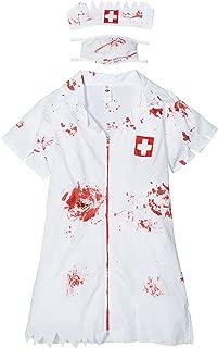 dead nurse costume