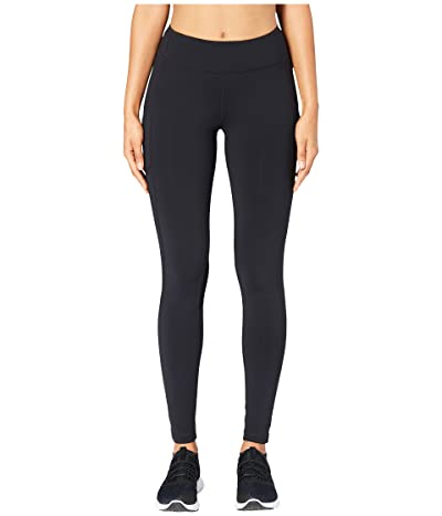 Core 10 Onstride Medium Waist Run Leggings (Black) Women