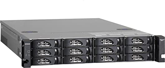 NETGEAR ReadyNAS 4312S Network Attached Storage 2X 10Gbase-T 2U Rackmount 12 Bay Diskless (RR4312S0-10000S)