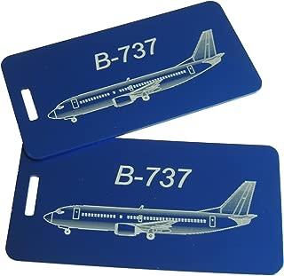 737 pilot bag