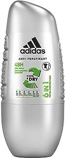 adidas Cool & Dry 6 in 1 antyperspirant w kulce dla mężczyzn, 50 ml