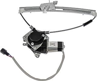 Dorman 751-713 Rear Passenger Side Power Window Motor and Regulator Assembly for Select Ford / Mazda / Mercury Models