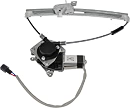 Dorman 751-713 Rear Passenger Side Power Window Regulator and Motor Assembly for Select ford / Mazda / Mercury Models