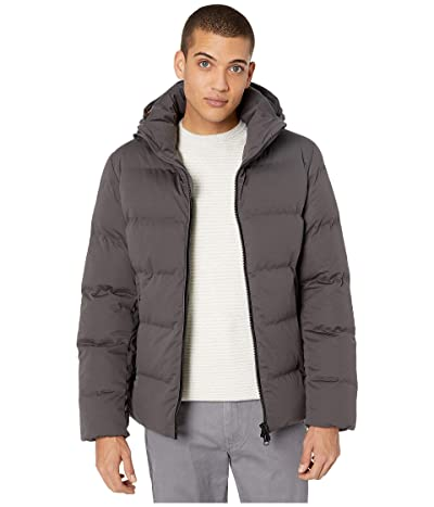 Save the Duck Bark 9 Puffer Jacket (Charcoal Grey) Men