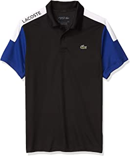 Men's Sport Short Sleeve Coloblock Graphic Ultra Dry Polo...
