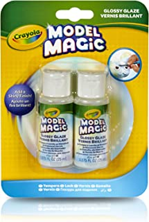 Crayola Model Magic Glossy Glaze - 3 Years And Above, 1-Pack