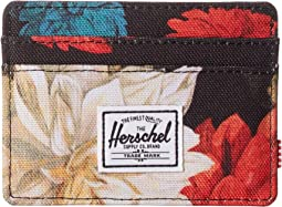 Vintage Floral Black
