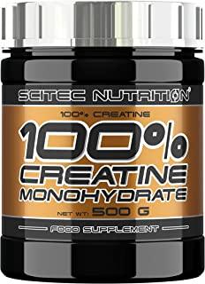 comprar comparacion Scitec Nutrition Creatine Monohydrate, sin Sabor - 500 g