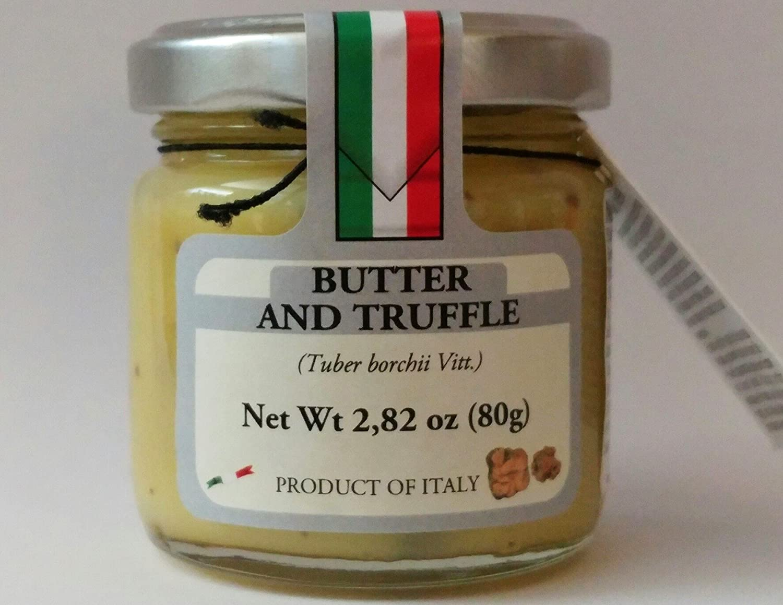Savini Burro al Tartufo Bianco- Butter with White Truffles - 80