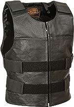 leather bulletproof vest