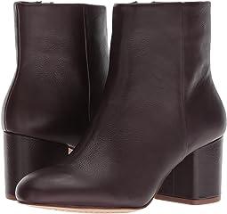 Deep Plum Leather
