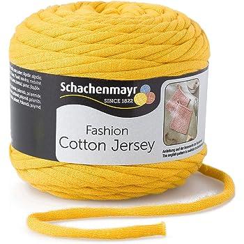 Schachenmayr Handstrickgarne Cotton Jersey Silber