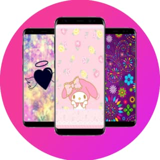 Cute Wallpapers:Girly backgrounds and lock screens