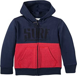 OFFCORSS Big Boys Full Zip Up Hoodie Kid Sweater Sudaderas Para Niños