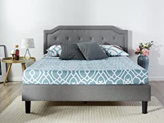 Best scalloped upholstered bed Reviews