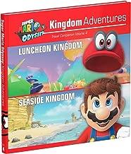 Super Mario Odyssey: Kingdom Adventures, Vol. 4