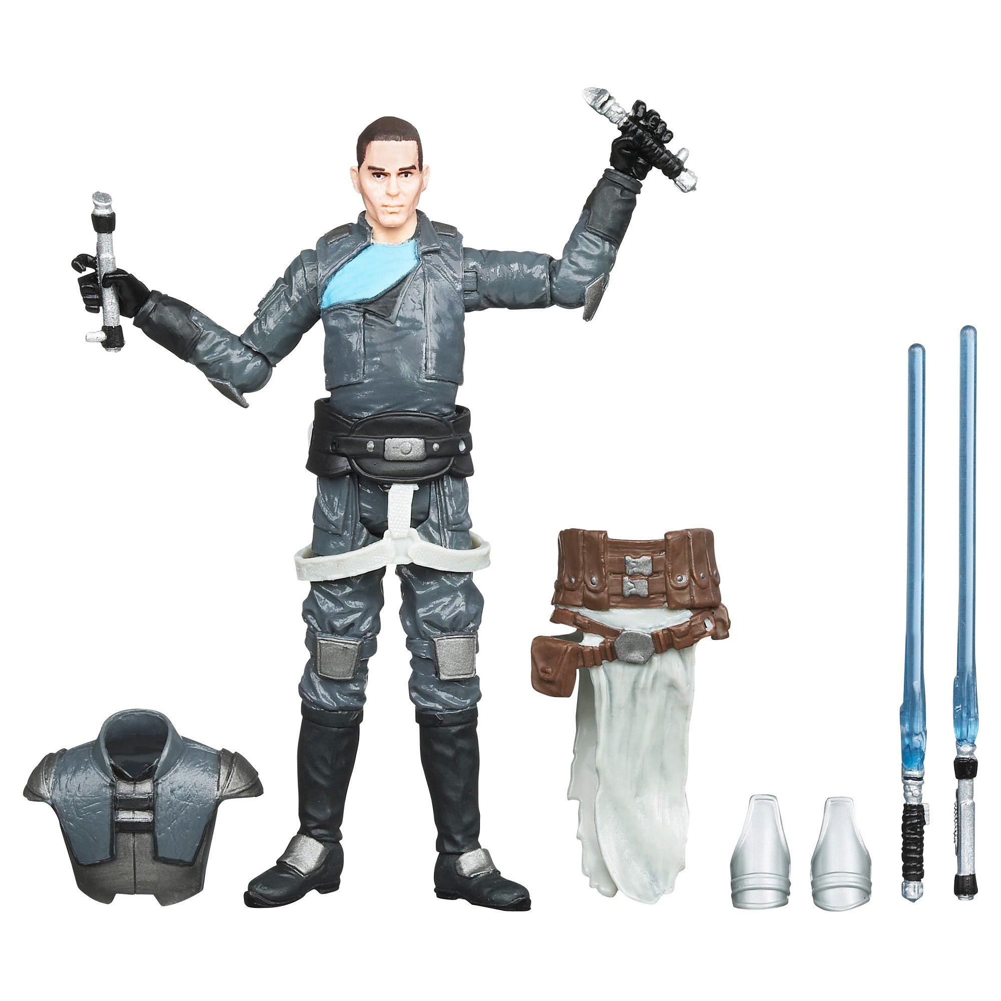 Star Wars Vintage Figure - EU TFUII Starkiller