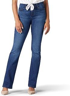 Sculpting Women's Slim Fit Skinny Leg Jean Pants