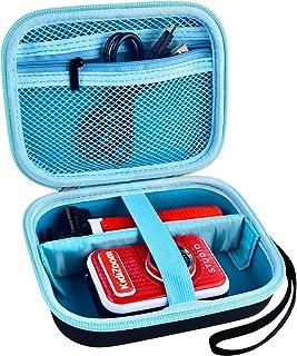 Kids Camera Case for VTech KidiZoom Creator Cam HD Video Camera/KidiZoom Creator Color Camera, Carrying Storage Organizer ...
