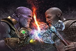 Best god of war kratos vs Reviews