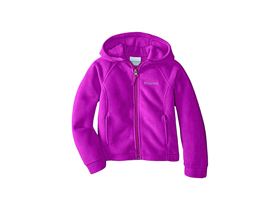 Columbia Kids Bentontm II Hoodie (Little Kids/Big Kids) (Bright Plum) Girl