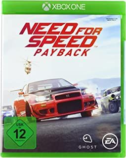 Need for Speed Payback, Xbox One-Blu-ray Disc
