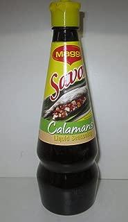 Maggi Savor Calamansi Liquid Seasoning Pack of Two 250ml Per Pack