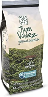 Juan Valdez Coffee Strong Gourmet Sierra Nevada Whole Bean - Colombian Coffee 35.2 oz
