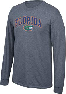 NCAA Long Sleeve Shirt Dark Heather Arch