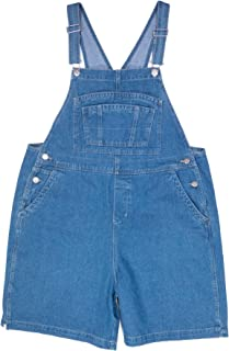 Best plus size overall shorts Reviews