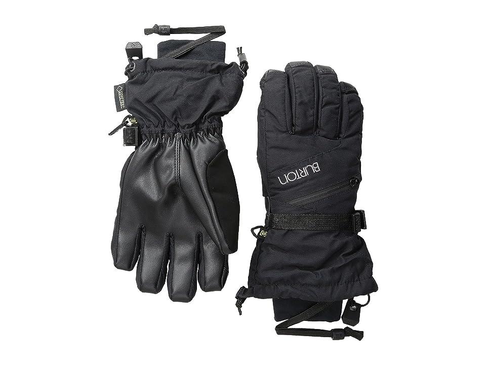 Burton WMS GORE-TEX(r) Glove (True Black FA 13) Snowboard Gloves
