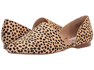 Steve Madden Talent-L Flat (Cheetah) Women