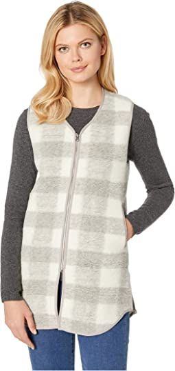Chilly Days Long Vest