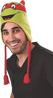 Rubie's Costume Co. Men's Teenage Mutant Ninja Turtles Raphael Laplander Costume Hat