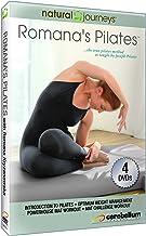 Romana's Pilates: 4 Volume Gift Set (Introduction to Pilates Mat / Power House Mat Work / Optimum Weight / Ultimate Challe...