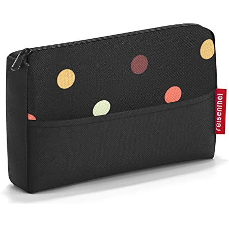 pocketcase 17,5 x 11 x 3 cm 0,5 Liter dots/Bunte Punkte