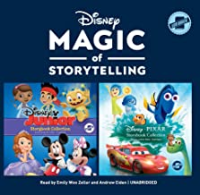 Magic of Storytelling Presents  Disney Storybook Collection