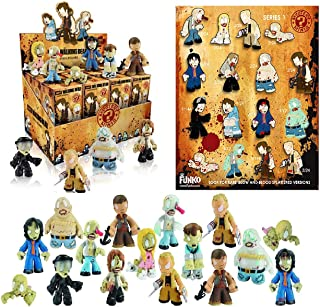 Funko Mystery Minis The Walking Dead Series 1 Display Case of 24 Blind Box Figures
