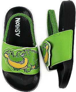 Toddler Little Kid Boys Girls Beach/Pool Summer Slides Sandals Water Shoes