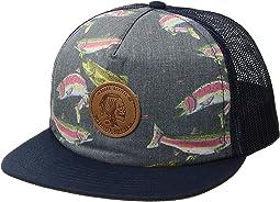Hobo Nickel Trucker Hat