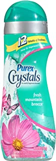 Purex Crystals In-Wash Fragrance Booster, Fresh Mountain Breeze, 18 Ounce