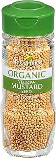 Sponsored Ad - McCormick Gourmet Organic Yellow Mustard Seed, 2.12 oz