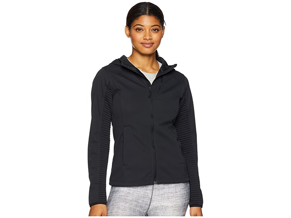 Under Armour UA Traversa Hoodie (Black/Black/Charcoal) Women