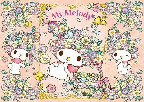 suministro directo de los fabricantes Sanrio Sanrio Sanrio 300 compact piece flower decoration 33-12 (japan import)  toma