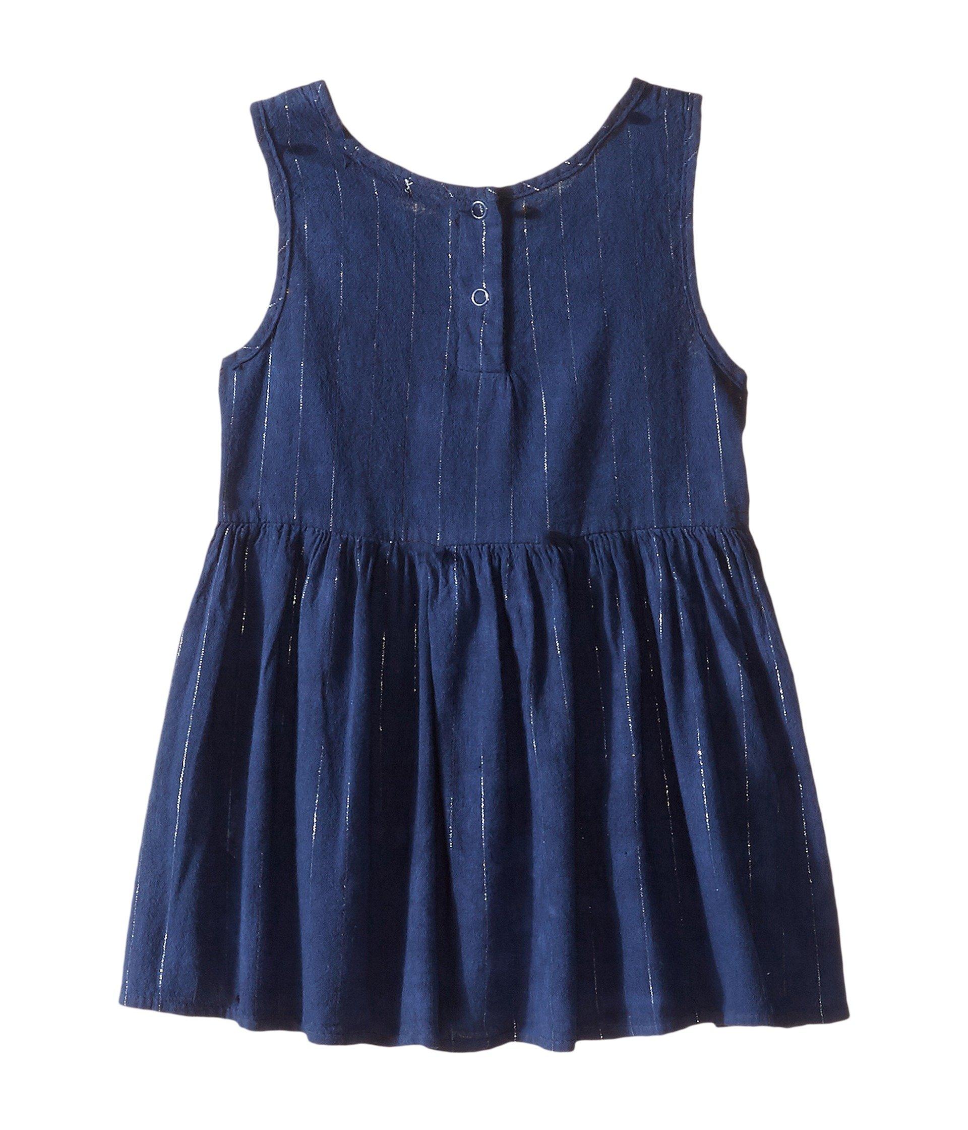 Splendid littles tie dye tank top with lurex stripe dress for Splendid infant