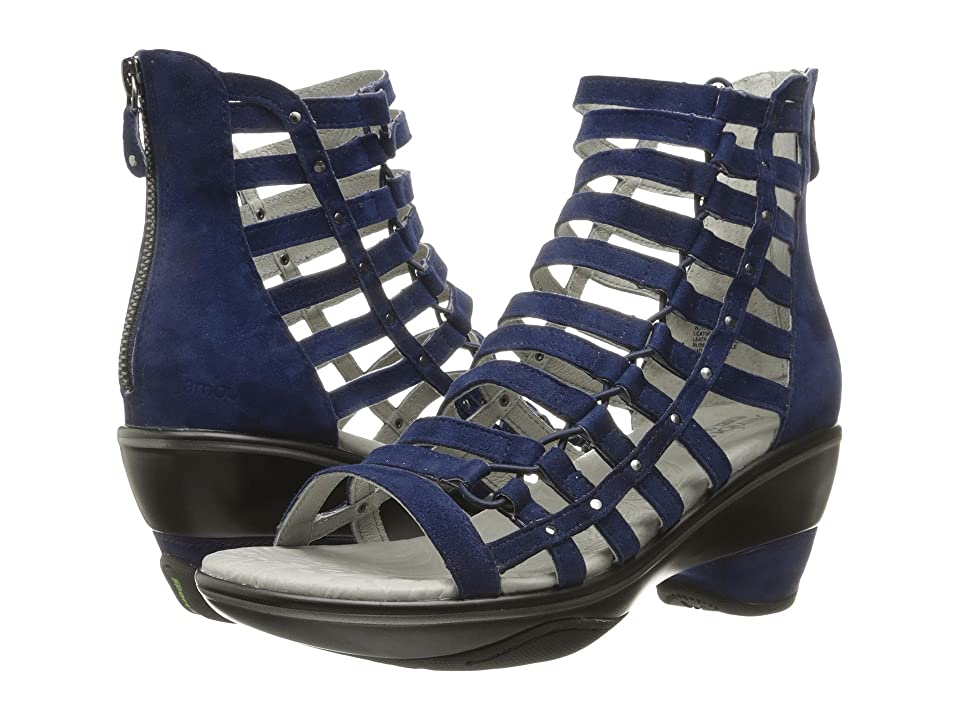 Jambu Brookline (Navy Solid) Women