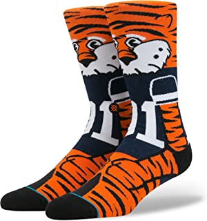 10-13 Princeton Mens One Way Athletic Crew Socks