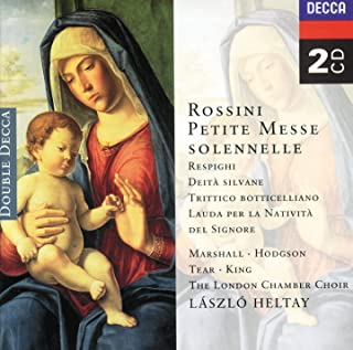 Rossini: Petite Messe solennelle / Kyrie - Kyrie - Christe - Kyrie
